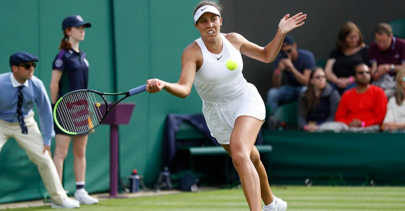 Madison Keys Wimbledon 2021