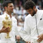 Matteo Berrettini 2021 Wimbledon final