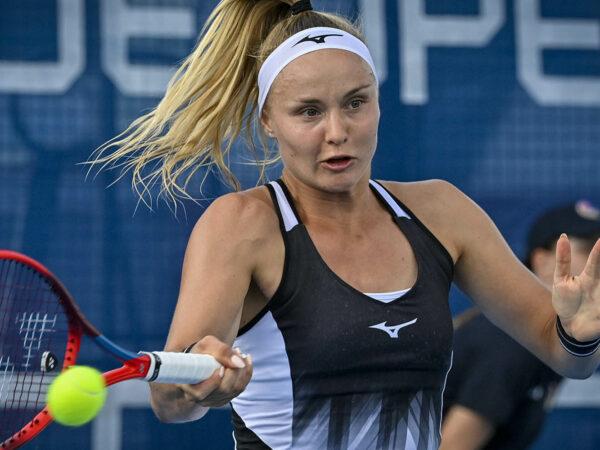Rebecca Sramkova Prague Open 2021