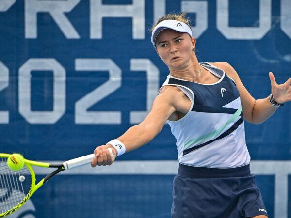 Barbora Krejcikova 2021 Prague