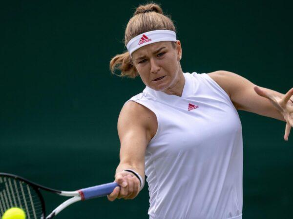 Karolina Muchova 2021 Wimbledon
