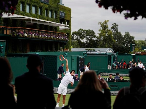 Cristian Garin Wimbledon