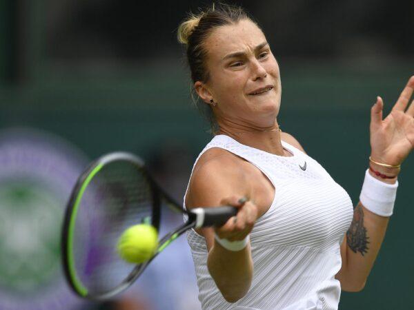 Aryna Sabalenka Wimbledon 2021 Day 5