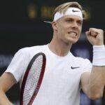 Denis Shapovalov Wimbledon 2021