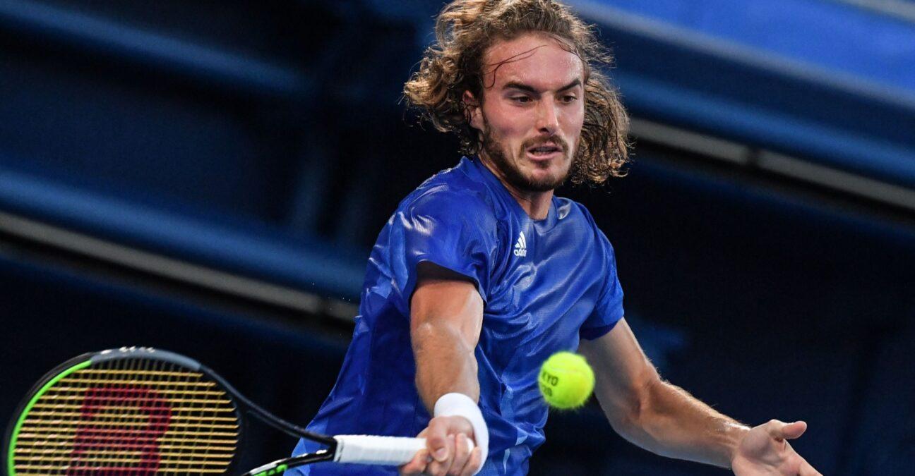 Stefanos Tsitsipas - Tennis Majors