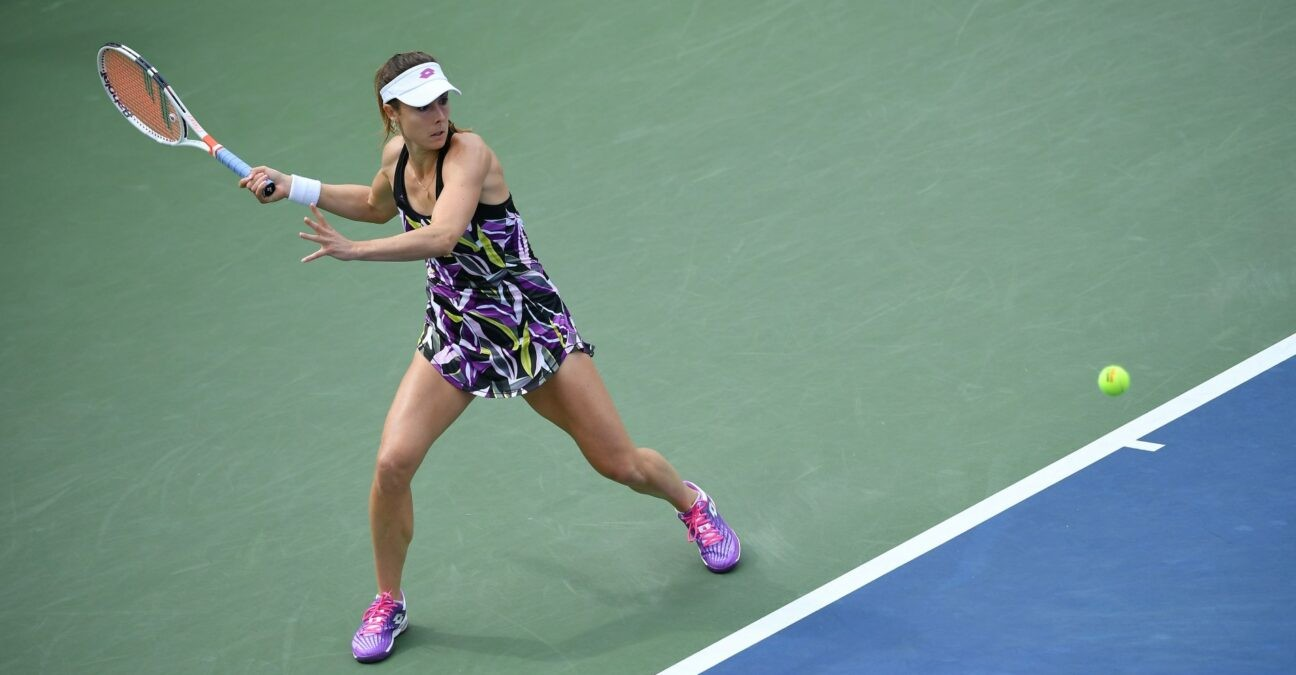 Alizé Cornet, US Open 2019