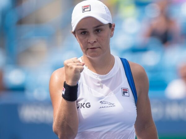 Ashleigh Barty, WTA 1000 Cincinnati 2021