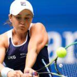 Ashleigh Barty, US Open 2021