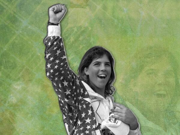 Jennifer Capriati 1992 Olympics