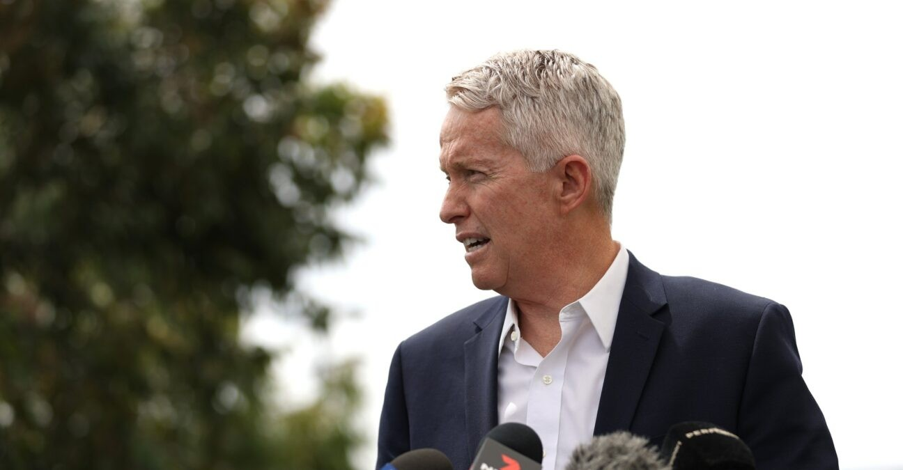 Craig Tiley, Open d'Australie 2021