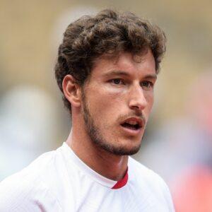 Pablo Carreno Busta at Roland Garros 2021