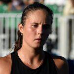 Daria Kasatkina at San Jose in 2021