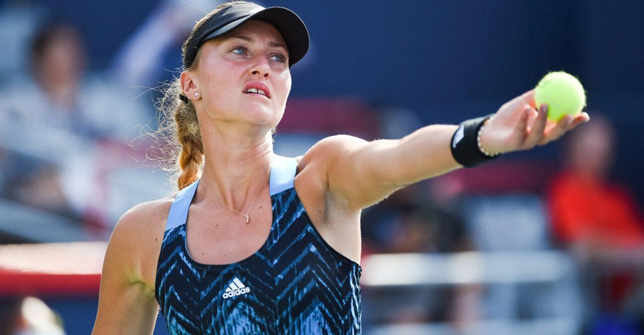 Kristina Mladenovic, Montreal 2021