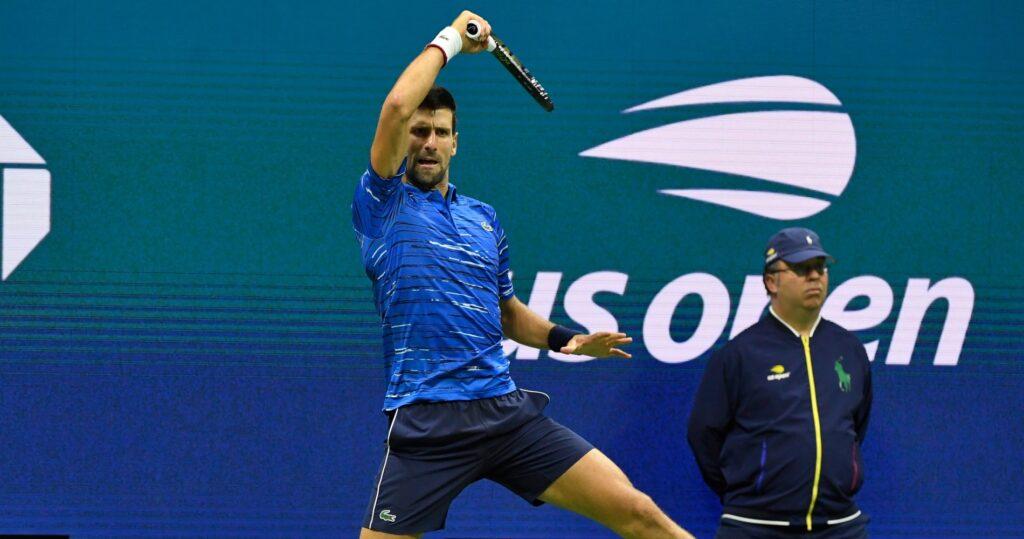 Novak Djokovic, US Open