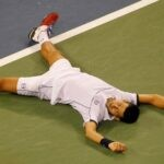 Novak Djokovic US Open 2011