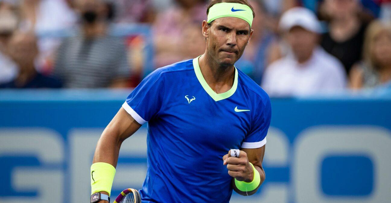 Rafael Nadal, Washington 2021