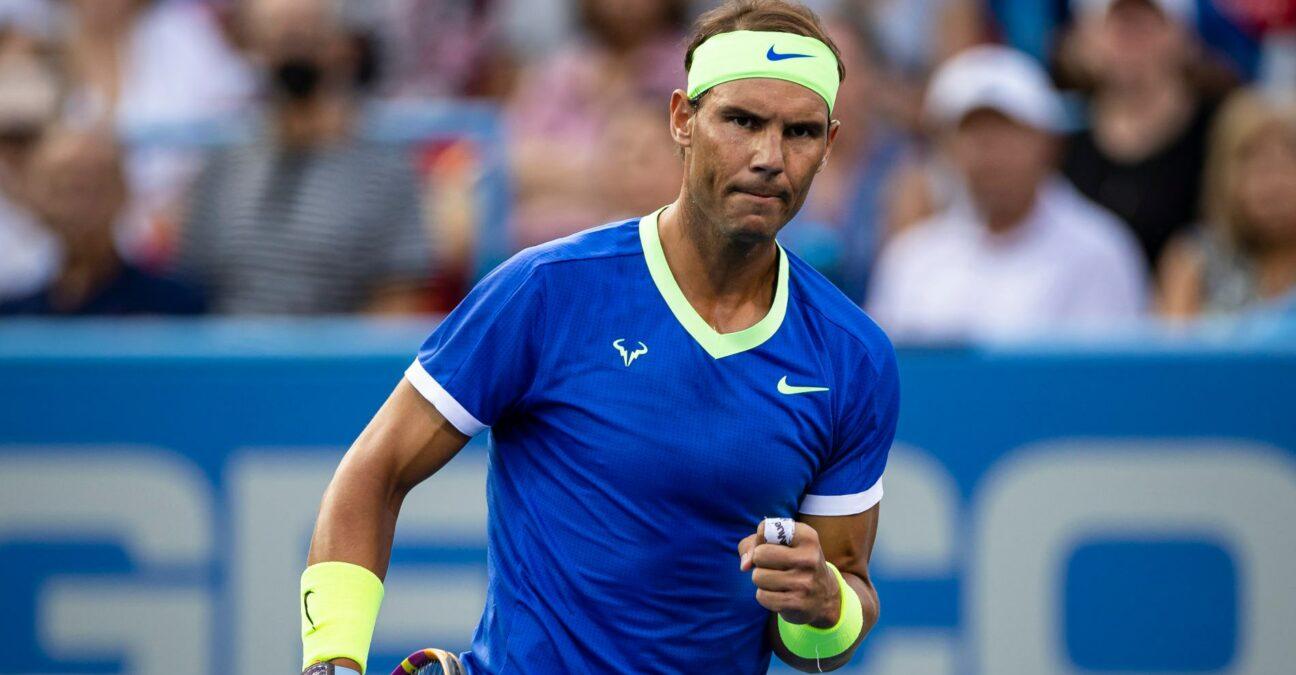 Rafael Nadal Washington 2021