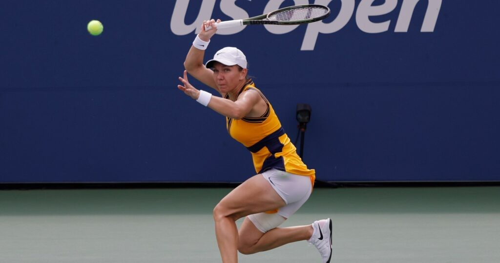 Simona Halep, US Open 2021