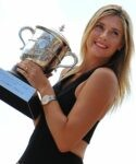 TENNIS : Roland Garros 2014 - Internationaux de France - 08/06/2014 Caption: Maria Sharapova (RUS)