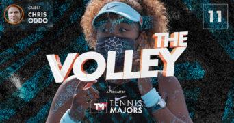 Naomi Osaka - The Volley