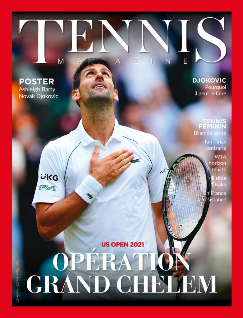 Tennis Magazine N°517
