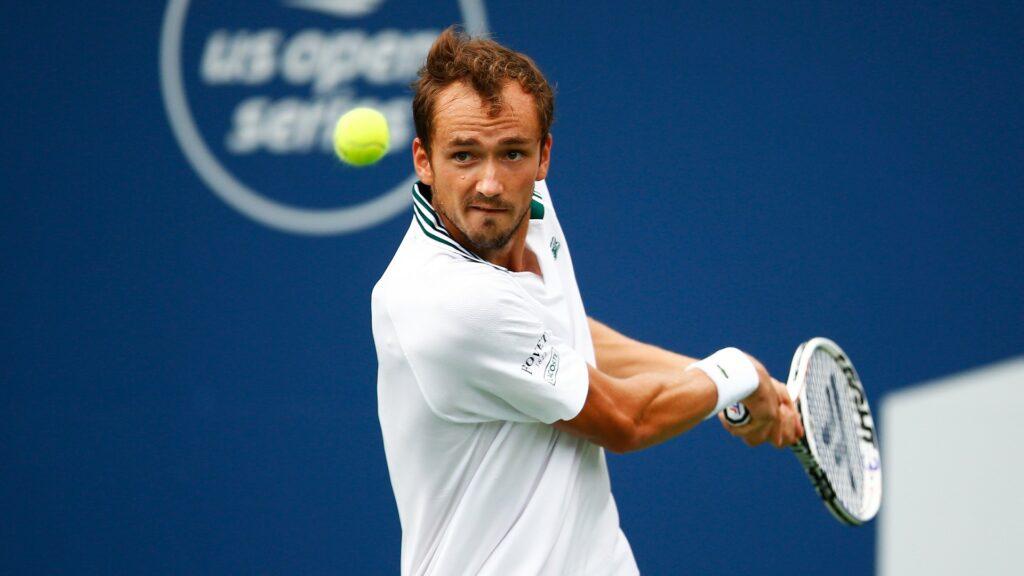 Daniil Medvedev - Tennis Majors
