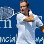 Daniil Medvedev Cincinnati - Tennis Majors