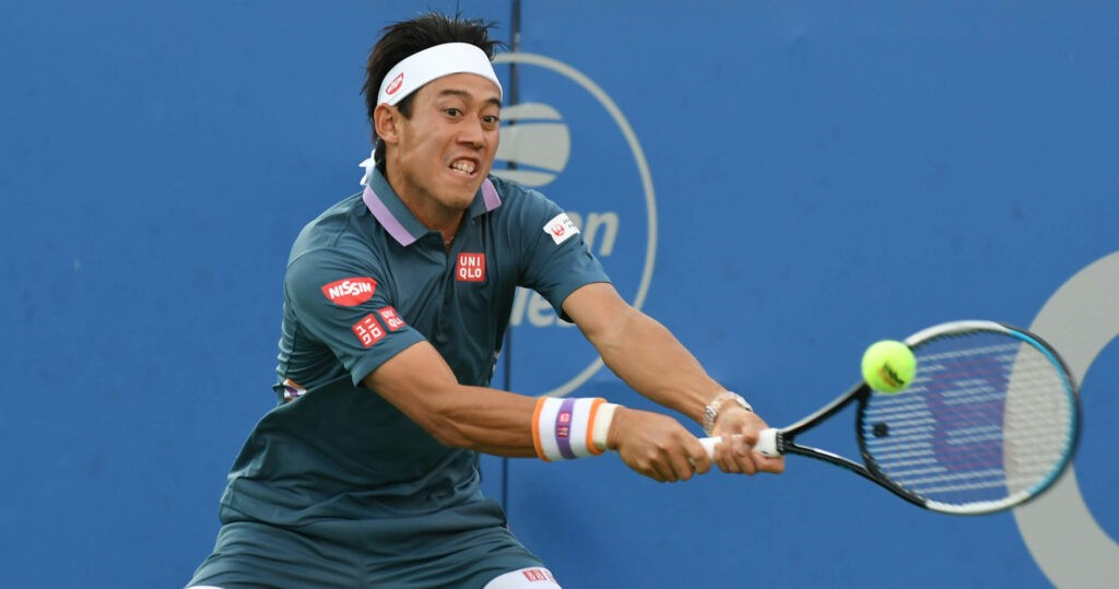 Kei Nishikori Citi Open