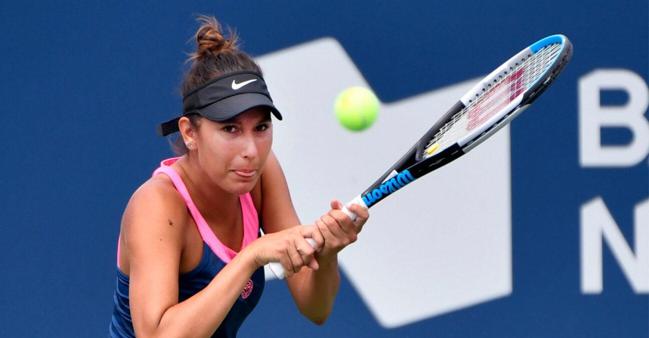 Océane Dodin a battu Karolina Muchova au premier tour du Masters 1000 de Montréal