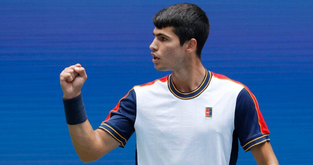Alcaraz - US Open -