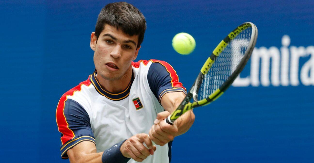 Alcaraz - US Open