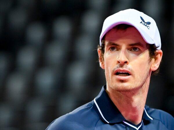 Andy Murray (Panoramic)