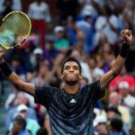 Auger-Aliassime - US Open