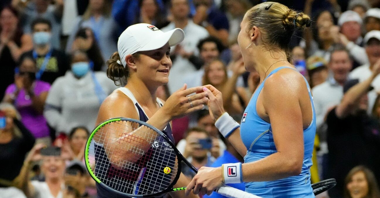 Barty - Rogers - US Open