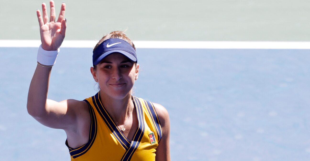 Belinda Bencic (Panoramic)