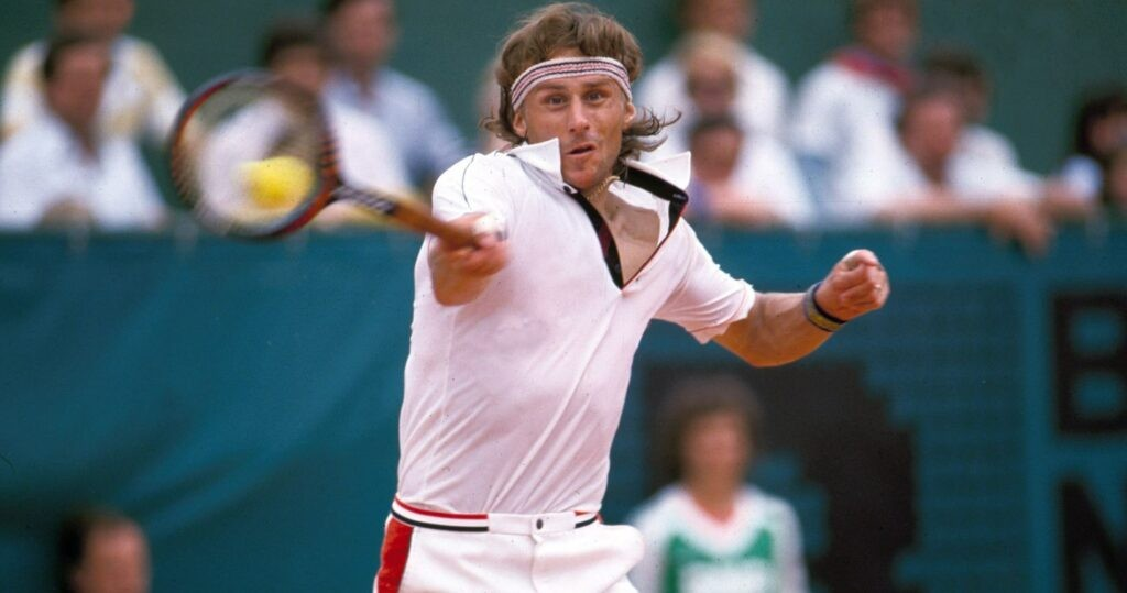Bjorn Borg 1981