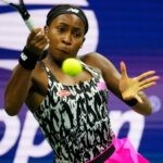 Cori Gauff at the 2021 US Open