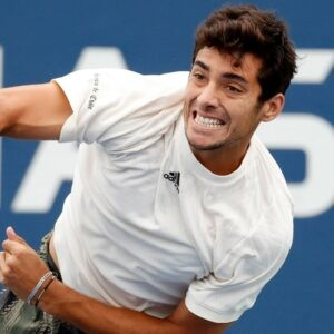 Cristian Garin at the 2021 US Open