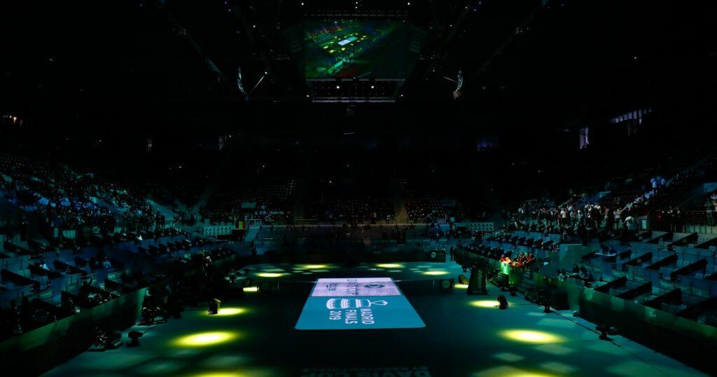 2019 Davis Cup, Caja Magica, Madrid