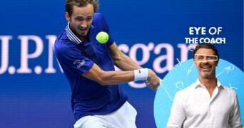 Eye of the Coach #39 - Daniil Medvedev