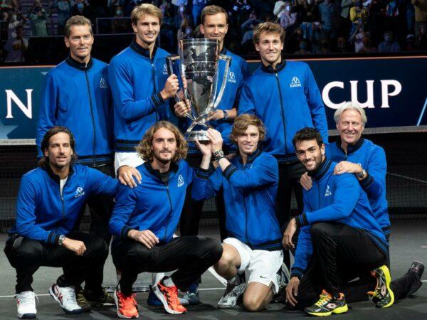 Team Europe, 2021 Laver Cup