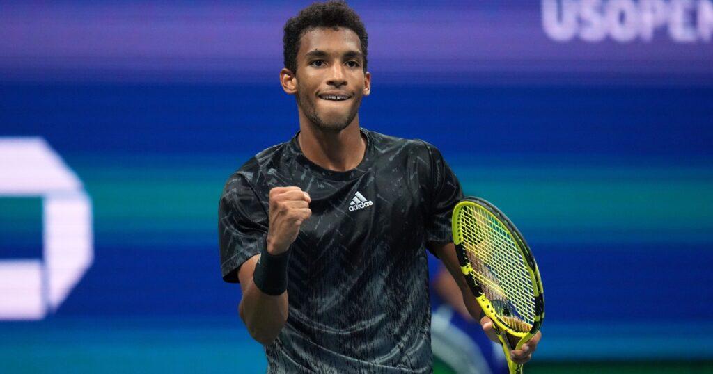 Félix Auger-Aliassime, US Open 2021