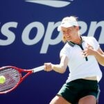 Fiona Ferro, US Open 2021