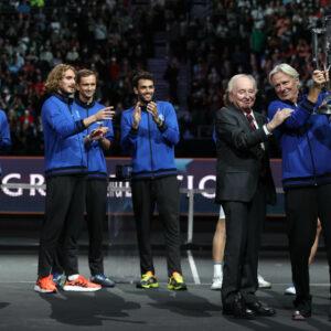 Team Europe 2021 Laver Cup