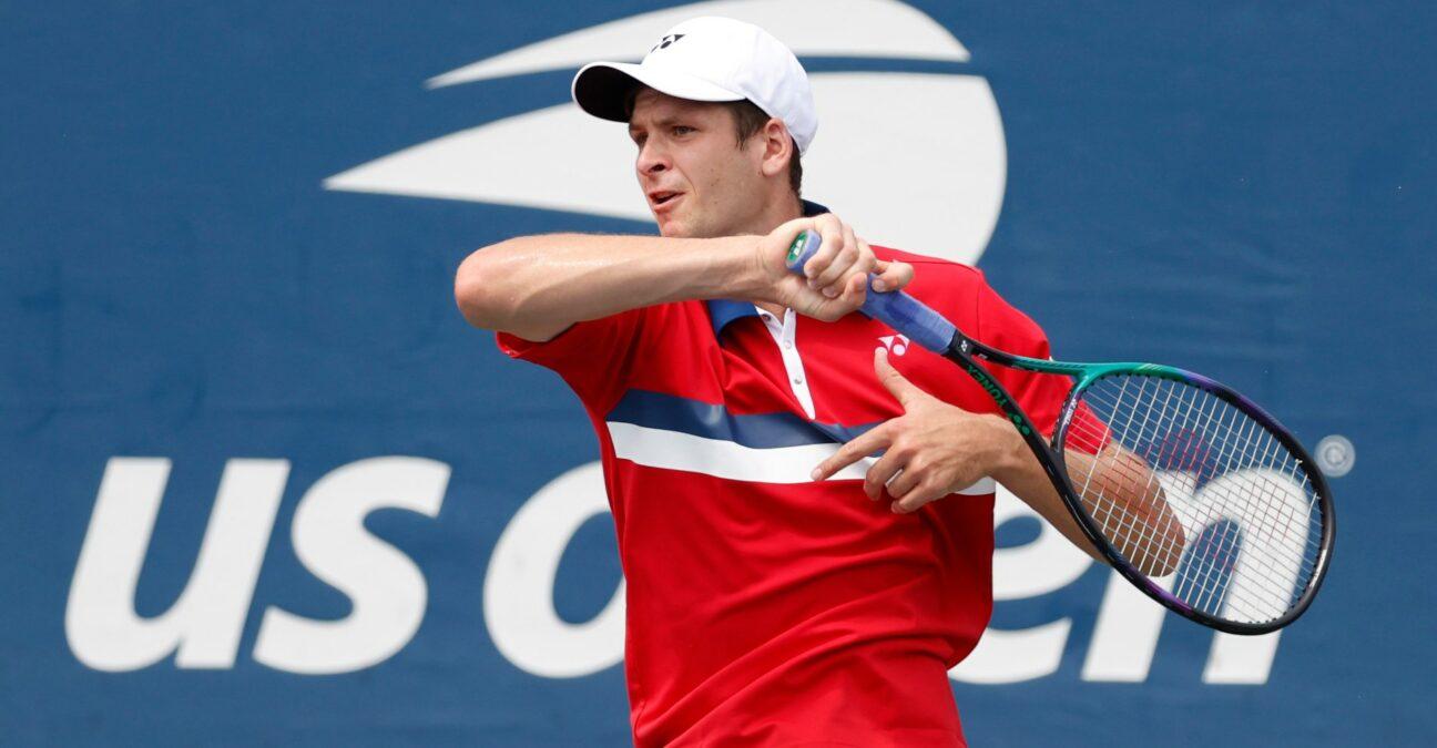 Hubert Hurkacz, US Open 2021