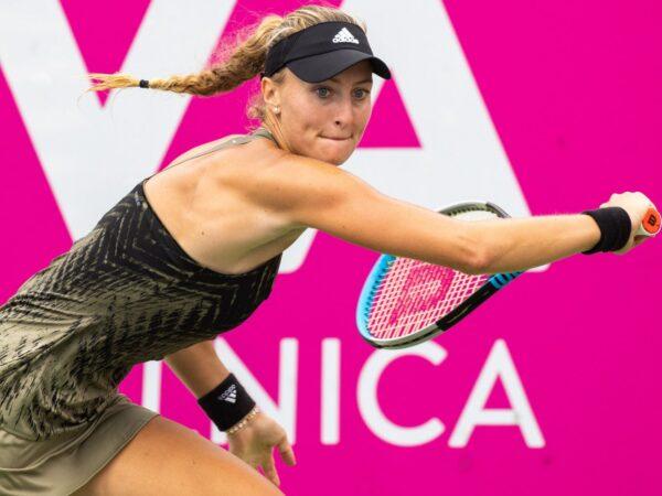 Kristina Mladenovic Portoroz 2021