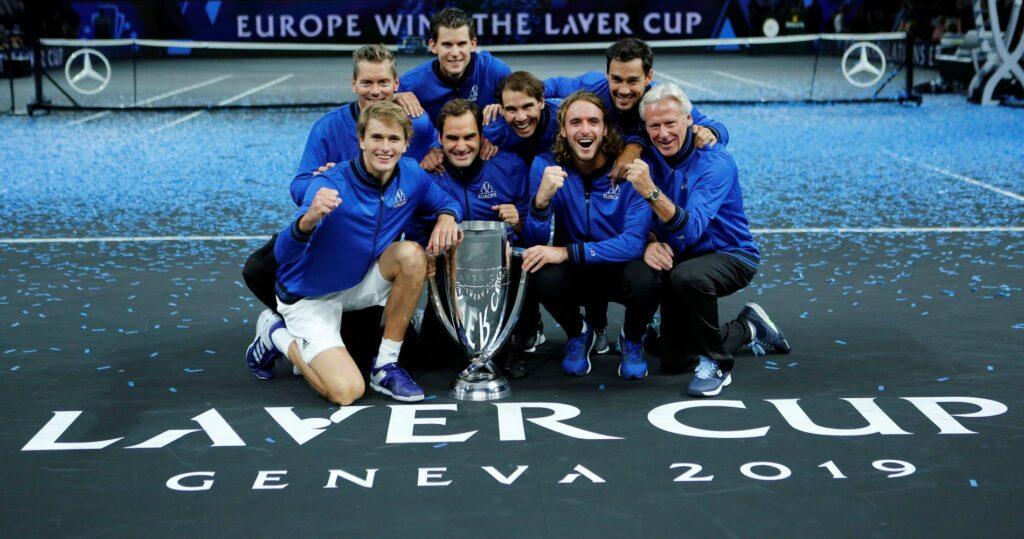 Team Europa, 2019 Laver Cup winner