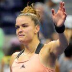 Maria Sakkari, US Open 2021