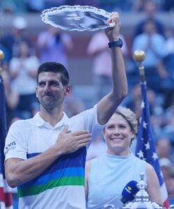 Novak Djokovic, Match Points #33 Extrait 1