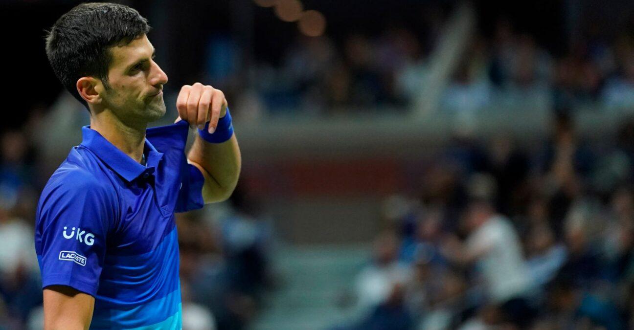 Novak Djokovic, 2021
